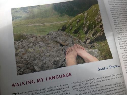 Walking My Language