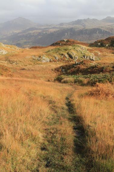 Eskdale path